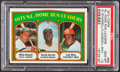 Baseball Cards:Singles (1970-Now), 1972 Topps NL Home Run Leaders #89 PSA Gem Mint 10 - Pop Three....