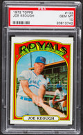 Baseball Cards:Singles (1970-Now), 1972 Topps Joe Keough #133 PSA Gem Mint 10....