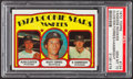 Baseball Cards:Singles (1970-Now), 1972 Topps Yankees Rookies #124 PSA Gem Mint 10....