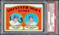Baseball Cards:Singles (1970-Now), 1972 Topps Royals Rookies #372 PSA Gem Mint 10....