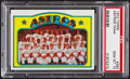 Baseball Cards:Singles (1970-Now), 1972 Topps Astros Team #282 PSA Gem Mint 10....