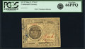 Colonial Notes:Continental Congress Issues, Continental Currency May 9, 1776 $7 Fr. CC-37. PCGS Gem New 66PPQ.....