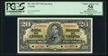 Canadian Currency: , BC-25S $20 1937 Specimen. ...