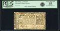 Colonial Notes:Maryland, Maryland March 1, 1770 $1/6. Fr. MD-50. PCGS Choice About New 55Apparent.. ...