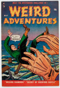 Golden Age (1938-1955):Horror, Weird Adventures #1 (P.L. Publishing Co., 1951) Condition: FN....