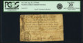 Colonial Notes:North Carolina, North Carolina August 21, 1775 $4 Fr. NC-149. PCGS Very Fine 20 Apparent.. ...