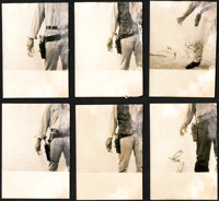 """A Fistful of Dollars (Unidis, 1964). Photos (10) (3.5"""" X 5""""). ... (Total: 10 Items)"""
