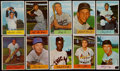 Baseball Cards:Sets, 1954 Bowman Baseball Partial Set (176/224). ...
