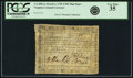 Colonial Notes:Virginia, Virginia March 1, 1781 $750 Thin Paper Fr. VA-208.1a. PCGS Very Fine 35.. ...