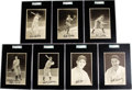 Baseball Cards:Lots, 1939 Goudey Premium (R303-B) SGC-Graded Collection (7). Althoughlarger, the photos in this 24-player set are identical to t...