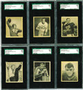 Football Cards:Sets, 1948 Bowman Football Complete Set (108). Considered the first football set of the modern era, this supremely desirable set i...
