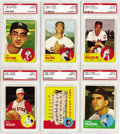 Baseball Cards:Lots, 1963 Topps PSA-Graded MINT 9 Collection (22). High-grade specimensare offered for only the most discerning of 1963 Topps se...