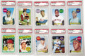 Baseball Cards:Sets, 1969 Topps Baseball High Grade Complete Set (664). Offered is a high-grade complete set of 1969 Topps baseball cards. This s...
