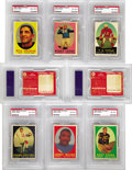 Football Cards:Lots, 1958 Topps Football Cello Packs PSA-Graded Collection (60). A find of unopened vintage material like this is a true rarity, ...