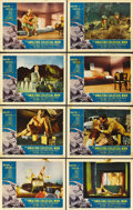 "Movie Posters:Science Fiction, The Amazing Colossal Man (American International, 1957). Lobby CardSet of 8 (11"" X 14""). ... (Total: 8 Items)"