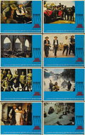 "Movie Posters:Western, The Wild Bunch (Warner Brothers, 1969). Lobby Card Set of 8 (11"" X14""). ... (Total: 8 Items)"