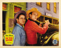 "Movie Posters:Western, The Trail Beyond (Monogram, 1934). Lobby Card (11"" X 14""). ..."