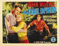 "Movie Posters:Western, The Trail Beyond (Monogram, 1934). Title Lobby Card (11"" X 14"")...."