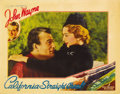 """Movie Posters:Action, California Straight Ahead (Universal, 1937). Lobby Cards (3) (11"""" X 14"""").... (Total: 3 Items)"""