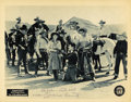"""Movie Posters:Western, The Strange Rider (Arrow Films, 1925). Autographed Lobby Card (11"""" X 14""""). ..."""