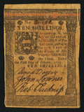 Colonial Notes:Pennsylvania, Pennsylvania October 1, 1773 10s About New.. ...