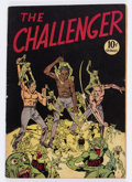 Golden Age (1938-1955):Non-Fiction, Challenger #2 (Interfaith Committee, 1945) Condition: VG....