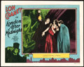 "Movie Posters:Horror, London After Midnight (MGM, 1927). Lobby Card (11"" X 14"").. ..."