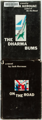 Jack Kerouac. On the Road [together with:] The Dharma Bums. Vi