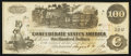 Confederate Notes:1862 Issues, T39 $100 1862- PF-13 Cr. 296.. ...