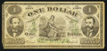 Canadian Currency: , Montreal, PQ- St. Joseph's House / N. Larivee $1 Advertising NoteVlack 4610. ...