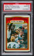 Baseball Cards:Singles (1970-Now), 1972 Topps Series Celebration #230 PSA Gem Mint 10 - Pop Two. ...