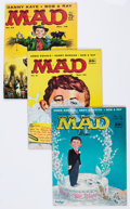 Magazines:Mad, Mad Magazine Group of 46 (EC, 1958-67) Condition: Average VG.... (Total: 46 Comic Books)