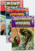 Bronze Age (1970-1979):Horror, Swamp Thing #1-16 Group of 20 (DC, 1972-75) Condition: AverageFN+.... (Total: 20 Comic Books)