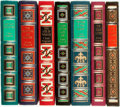 Books:Fine Bindings & Library Sets, [F. Scott Fitzgerald]. Group of Seven Titles. Norwalk: EastonPress, [various dates].... (Total: 7 Items)