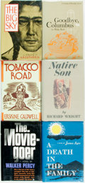 Books:Fiction, [Fiction]. Group of Six Titles. Various publishers and dates. ...(Total: 6 Items)