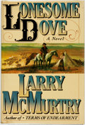Books:Americana & American History, Larry McMurtry. Lonesome Dove. New York: Simon and Schuster,[1985]. First Edition. ...