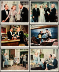 """Movie Posters:Musical, High Society (MGM, 1956). Color Photo Set of 12 (8"""" X 10""""). Musical.. ... (Total: 12 Items)"""