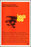 """Movie Posters:Science Fiction, Fantastic Voyage (20th Century Fox, 1966). One Sheet (27"""" X 41""""),Lobby Card Set of 8 (11"""" X 14""""), and Cut Pressbooks (2) (2...(Total: 11 Items)"""