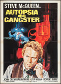 "Movie Posters:Crime, Never Love a Stranger (Le Film Trianon, 1960s). Italian 2 - Foglio(39.5"" X 55""). Crime.. ..."