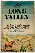 Books:Americana & American History, John Steinbeck. The Long Valley. New York: The Viking Press,1938. First Edition. ...
