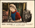 """Movie Posters:Drama, Little Annie Rooney (United Artists, 1925). Lobby Card (11"""" X14"""").. ..."""