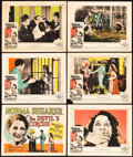 "Movie Posters:Drama, The Devil's Circus (MGM, 1926). Title Lobby Card and Lobby Cards(5) (11"" X 14"").. ... (Total: 6 Items)"