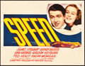 "Movie Posters:Action, Speed (MGM, 1936). Title Lobby Card (11"" X 14"").. ..."
