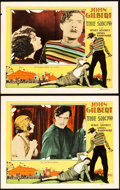 "Movie Posters:Drama, The Show (MGM, 1927). Lobby Cards (2) (11"" X 14"").. ... (Total: 2 Items)"