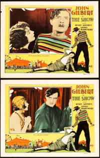 "The Show (MGM, 1927). Lobby Cards (2) (11"" X 14""). ... (Total: 2 Items)"
