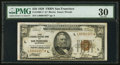 Small Size:Federal Reserve Bank Notes, Fr. 1880-L* $50 1929 Federal Reserve Bank Note. PMG Very Fine 30.. ...
