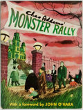 Books:Art & Architecture, Charles Addams. Monster Rally. New York: Simon and Schuster, [1950]. Eighth printing. ...