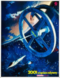 "Movie Posters:Science Fiction, 2001: A Space Odyssey (MGM, 1968). Lenticular 3-D Display (10.375""X 13.5"").. ..."