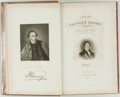 Books:Biography & Memoir, William Wirt. The Life of Patrick Henry. Hartford: S. Andrus& Son, 1846. Revised edition. ...