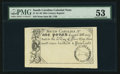 Colonial Notes:South Carolina, Nineteenth Century Reprints South Carolina June 30, 1748 £1 PMGAbout Uncirculated 53.. ...